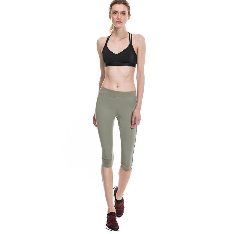 adidas Stella McCartney Kadın Yeşil Tayt