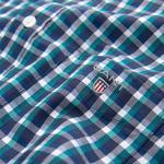 Gant Erkek Lacivert Uzun Kollu Regular Fit Gömlek