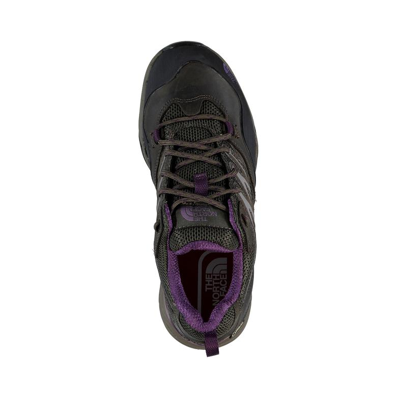The North Face Hedgehog Hike Gore-Tex Kadın Kahverengi Spor Ayakkabı
