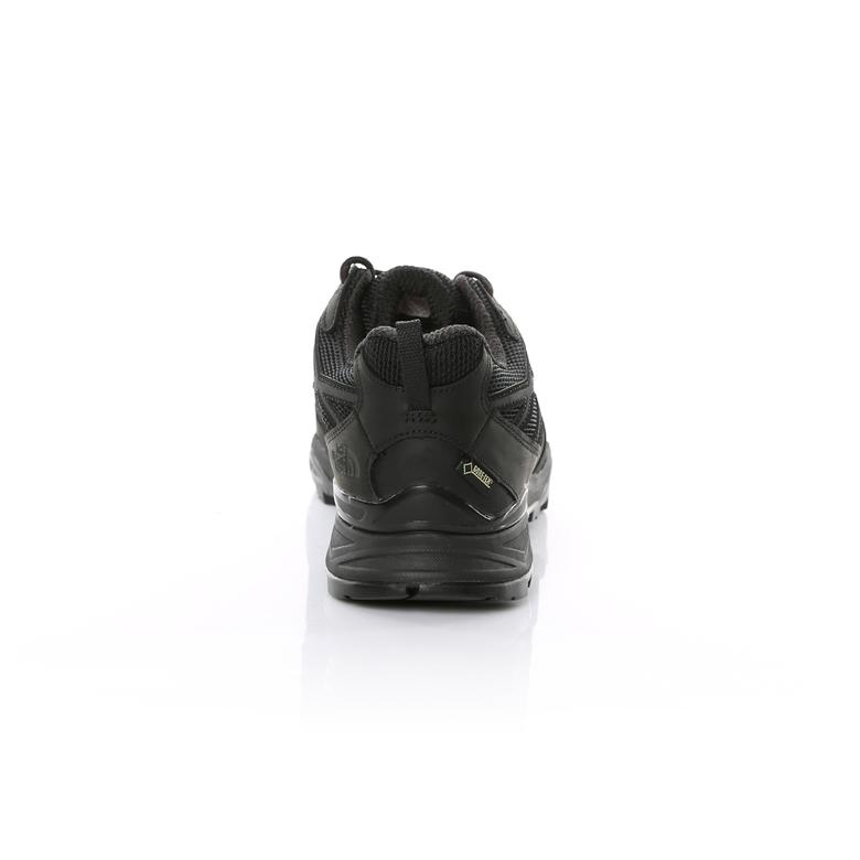 The North Face Hedgehog Hike Gore-Tex Erkek Siyah Sneaker