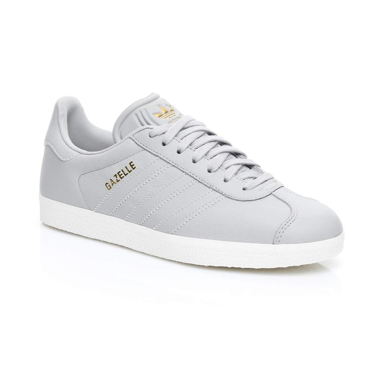 adidas Gazelle Kadın Gri Sneaker