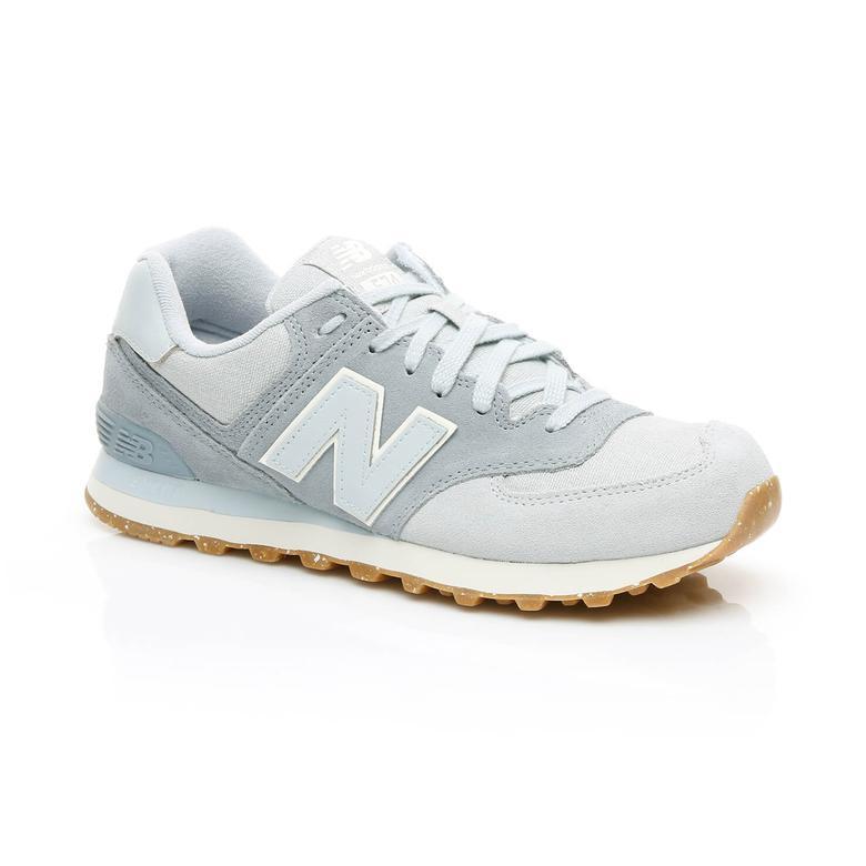 574 Mavi Erkek Ayakkabı