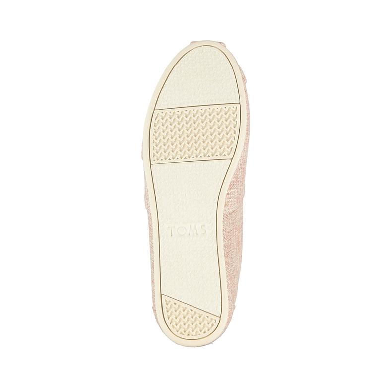 Alpargata Pembe Kadın Ayakkabı