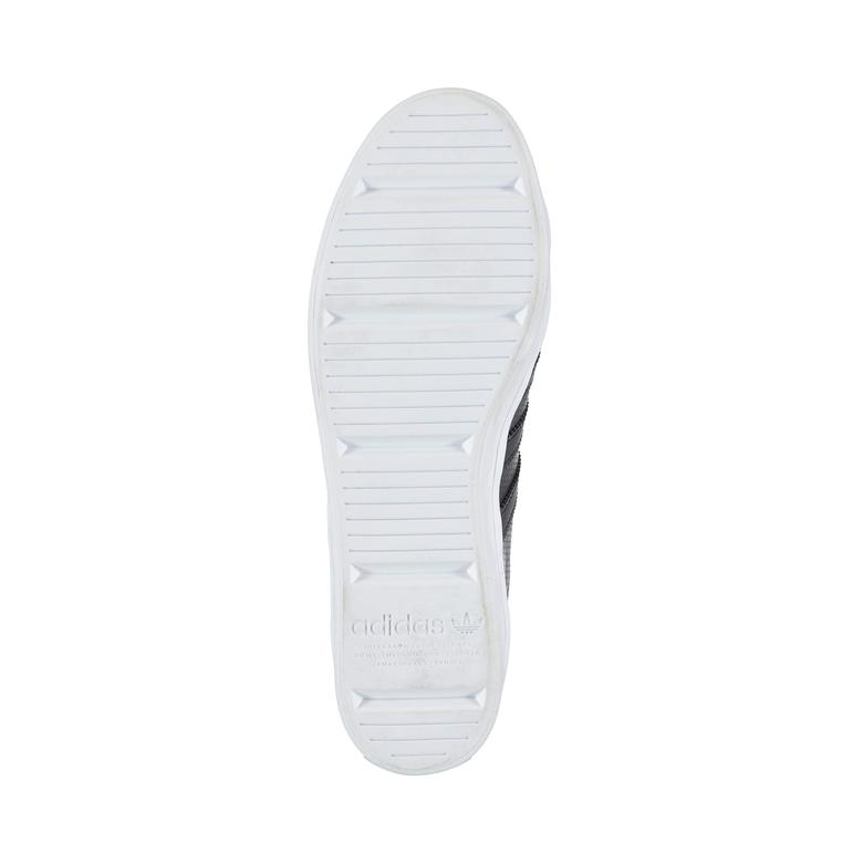 adidas Court Vantage Erkek Siyah Sneaker