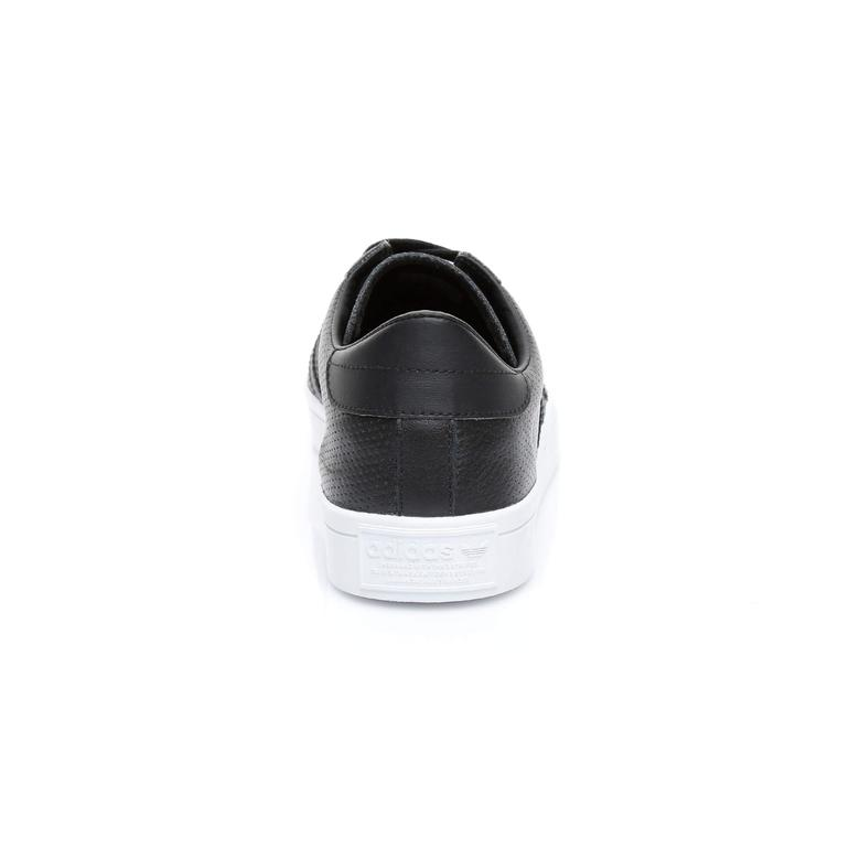 adidas Courtvantage Unisex Siyah Sneaker