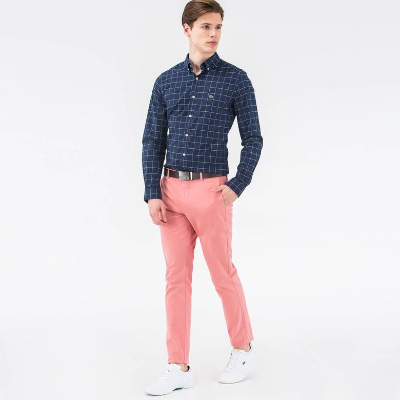 LACOSTE Erkek Pembe Pantolon