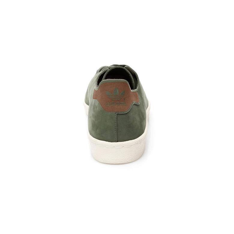 adidas Superstar Erkek Yeşil Sneaker