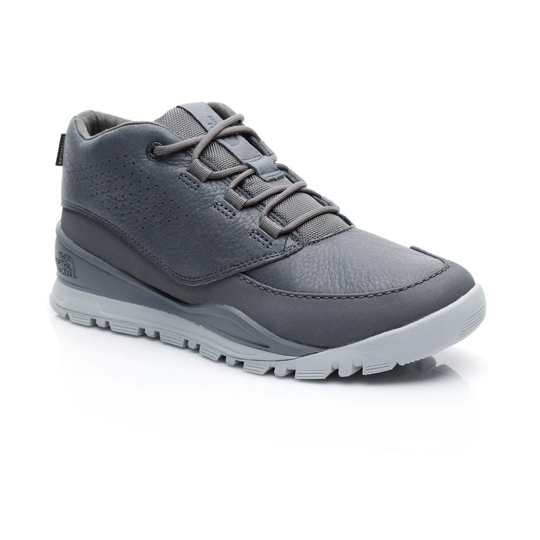 The North Face Edgewood Chukka Erkek Gri Bot