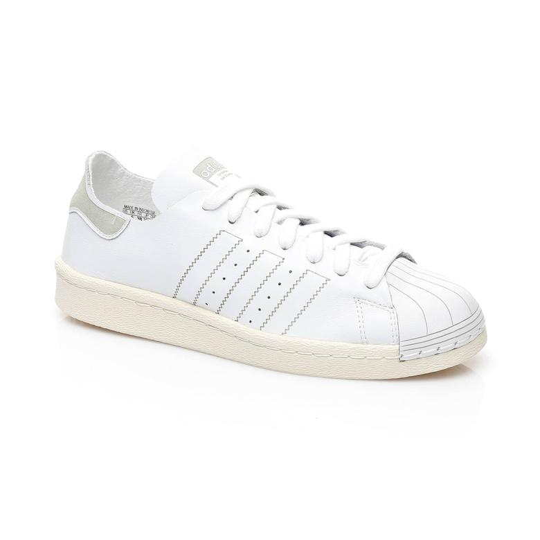 adidas Superstar 80S decon Unisex Beyaz Sneaker