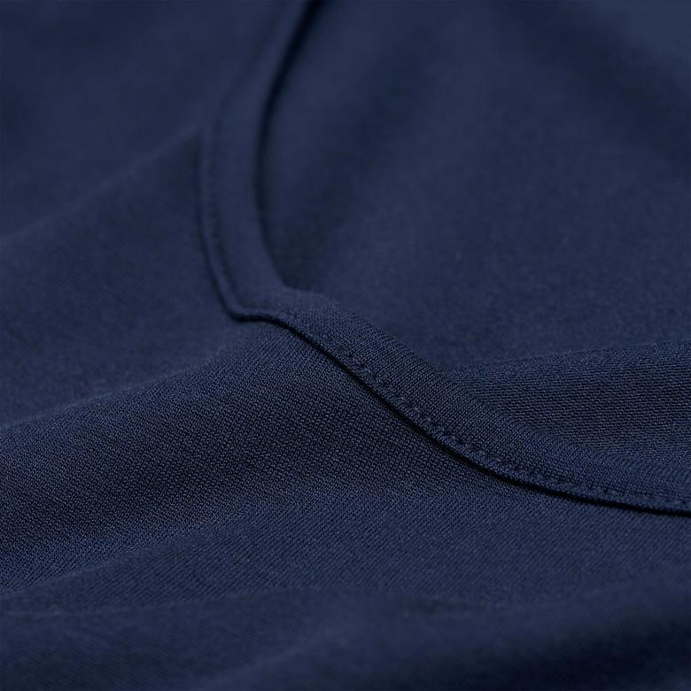 Gant Kadın Lacivert Regular Fit T-Shirt