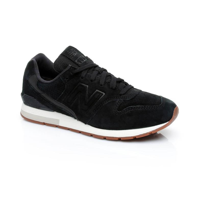 New Balance 996 Erkek Siyah Sneaker