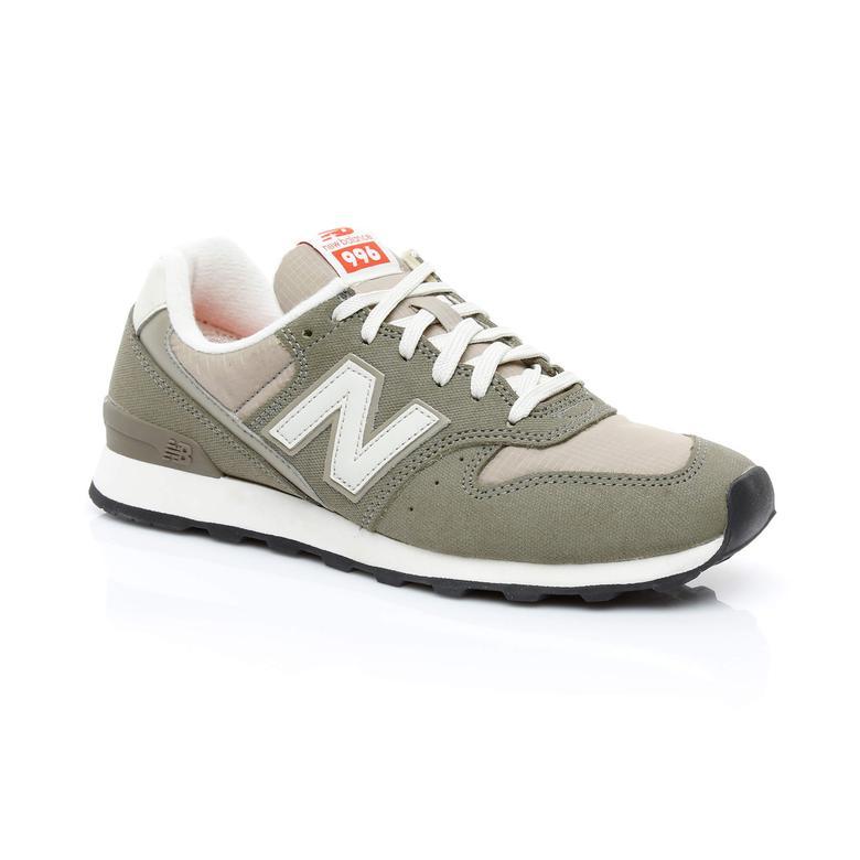 New Balance Kadın Yeşil Sneaker