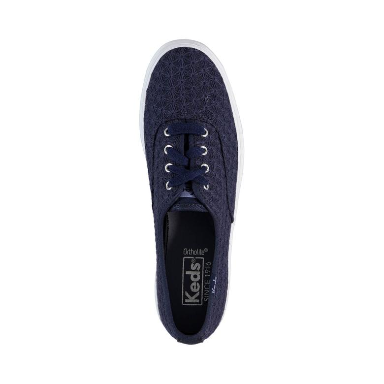 Keds Triple Kadın Lacivert Sneaker