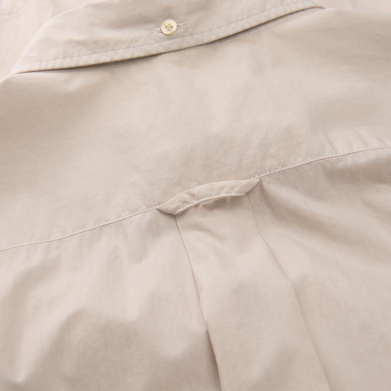 Gant Erkek Bej Uzun Kollu Regular Fit Gömlek