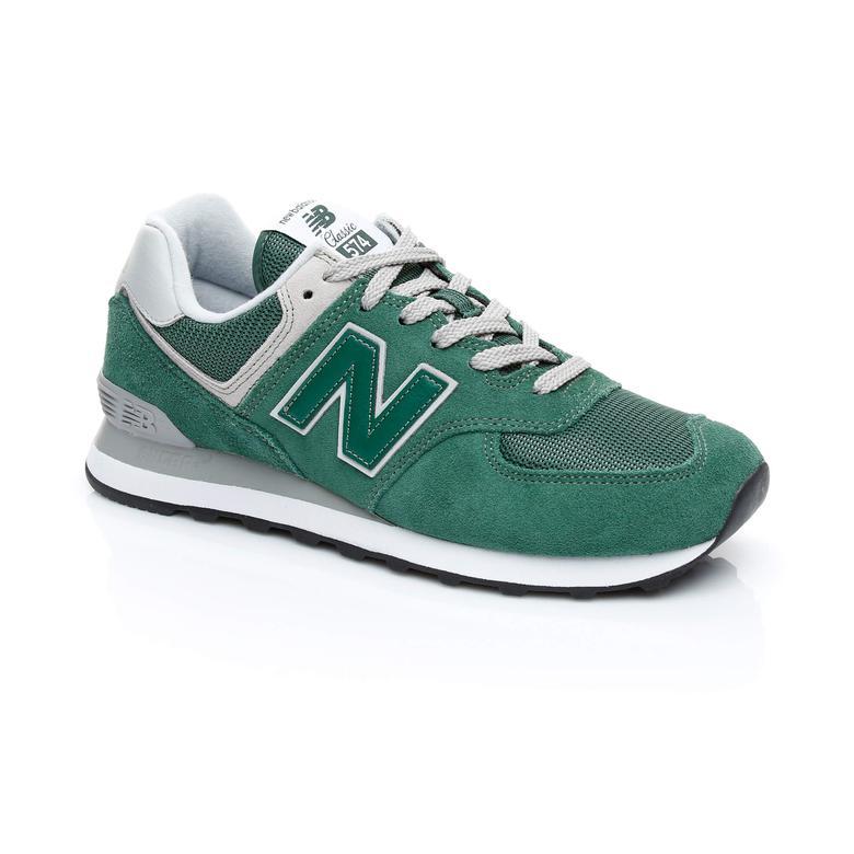 more photos c9c95 8a329 New Balance 574 Essential Erkek Yeşil Sneaker