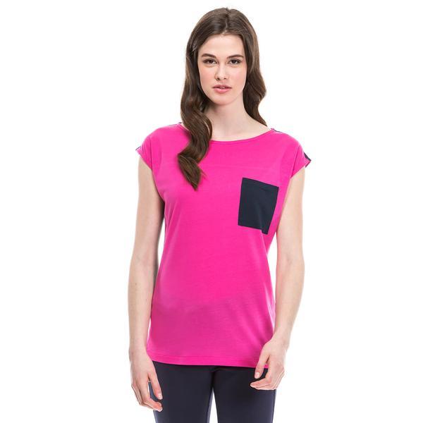 Nautica Kadın Pembe T-Shirt