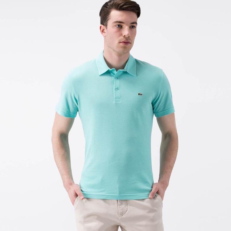 Lacoste Erkek Yeşil Polo