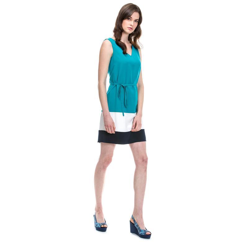 Nautica Kadın Mavi Elbise