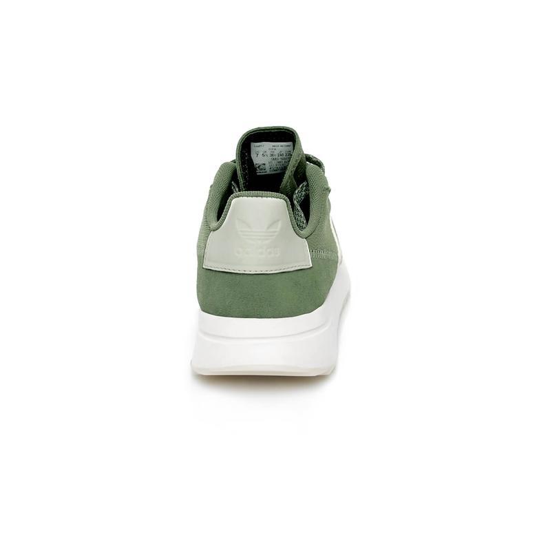 adidas Flashback Kadın Yeşil Sneaker