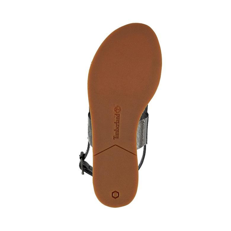 Timberland Carolista Kadın Gri Sandalet