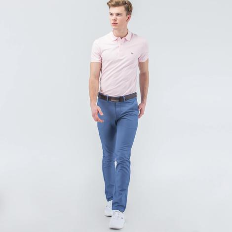 Lacoste Erkek Sportswear Mavi Pantolon