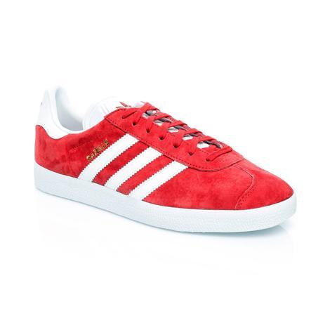 adidas Gazelle Unisex Kırmızı Sneaker