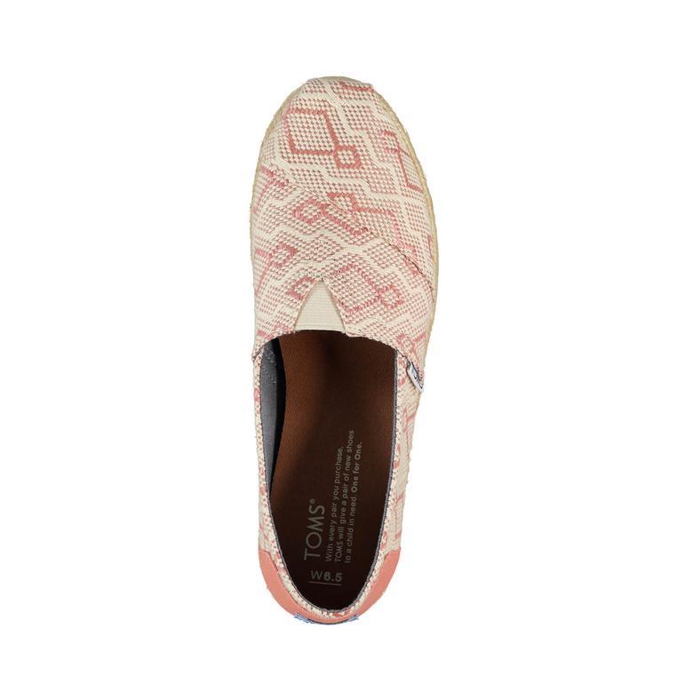 Alpargata Bej Kadın Ayakkabı