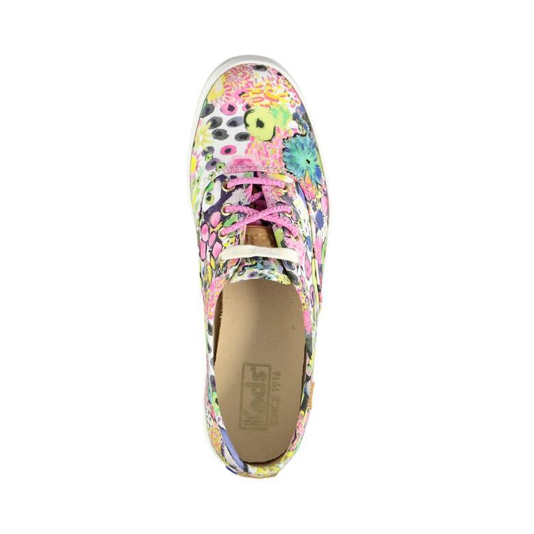 Keds Liberty Floral Kadın Pembe Sneaker
