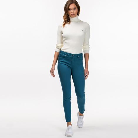 Lacoste Kadın Renkli Pantolon