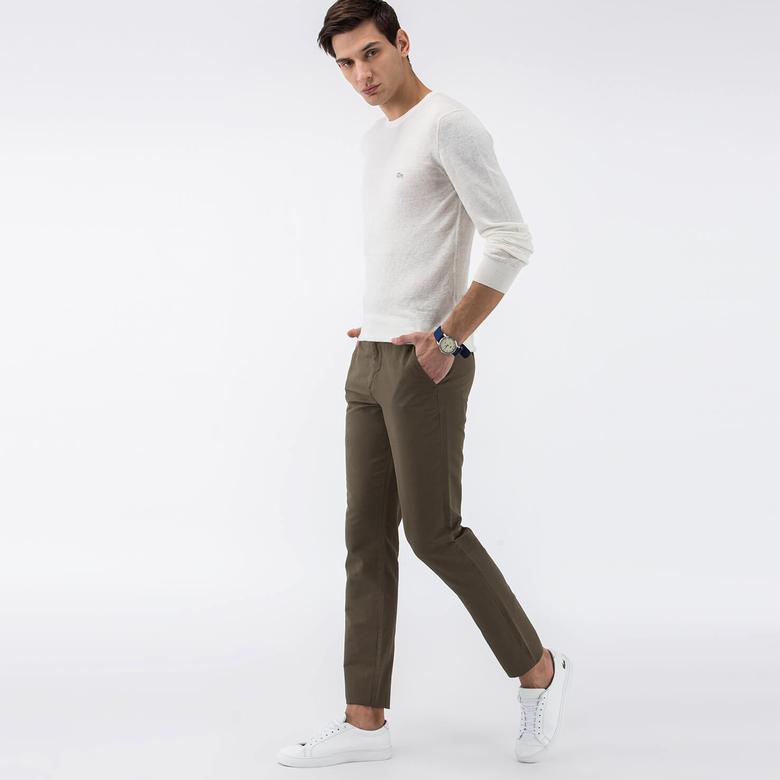 Lacoste Erkek Kahverengi Pantolon
