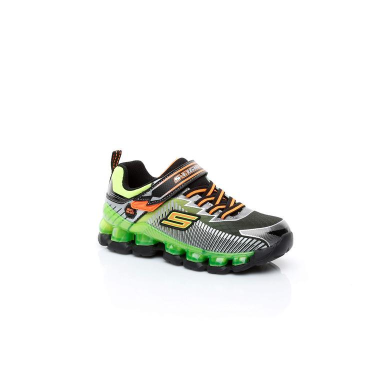 """Skechers Flashpod Scoria Çocuk """"Işıklı"""" Sneaker"""
