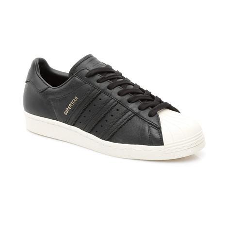 adidas Superstar 80'S Unisex Siyah Sneaker