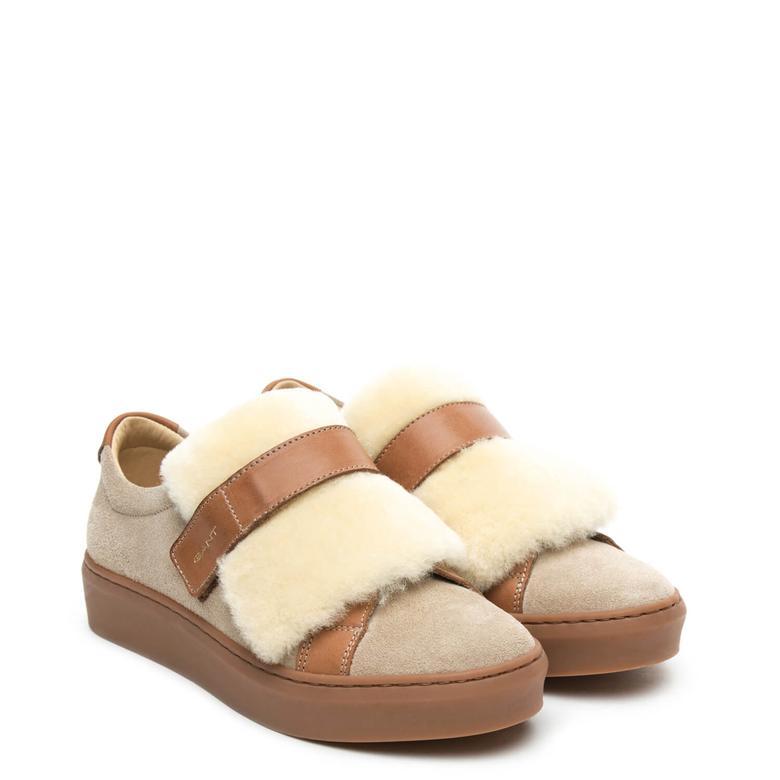 Gant Anne Kadın Taba Sneaker