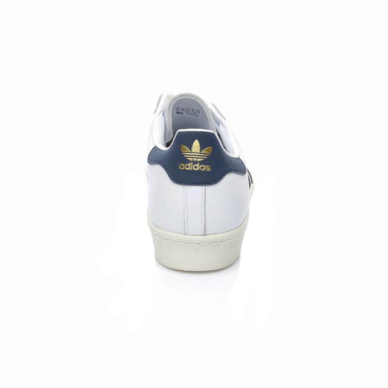 adidas Superstar 80's Erkek Beyaz Sneaker