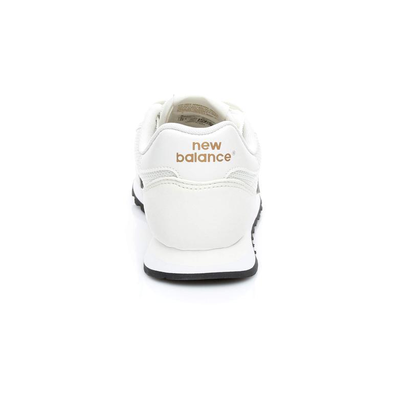 New Balance 500 Kadın Beyaz Sneaker