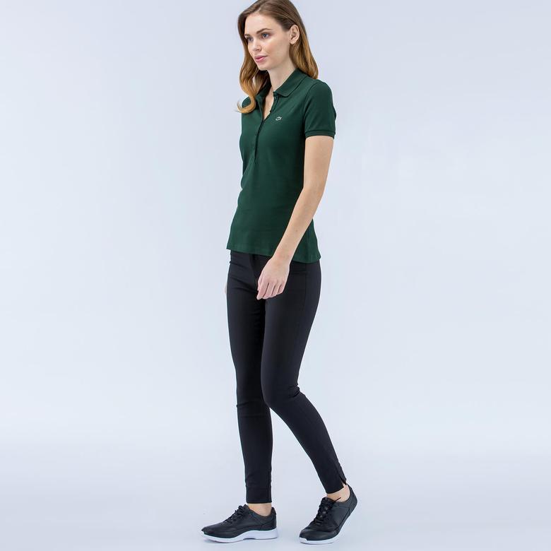 Lacoste Siyah Kadın Pantolon