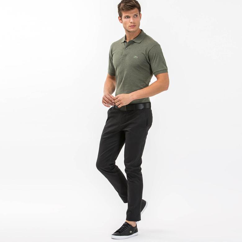 Lacoste Erkek Slim Fit Siyah Pantolon