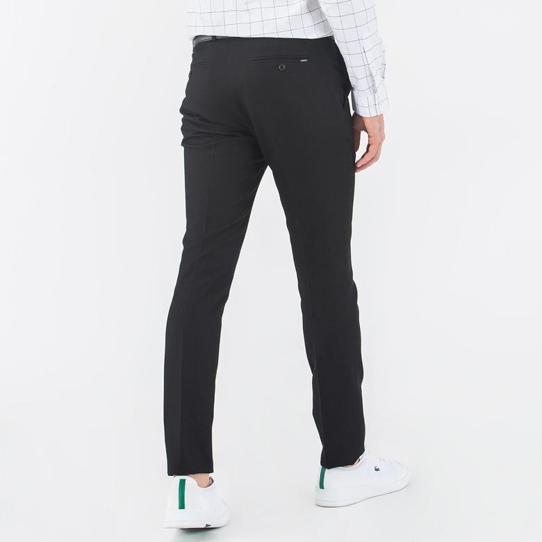 Lacoste Erkek Siyah Pantolon
