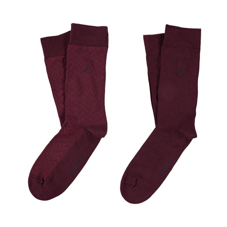 Nautica Erkek Bordo Çorap