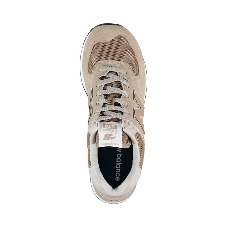 New Balance 574 Essential Erkek Bej Sneaker