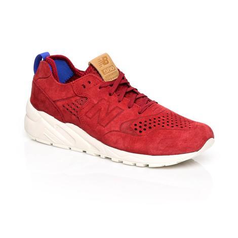 New Balance 580 Erkek Kırmızı Sneaker