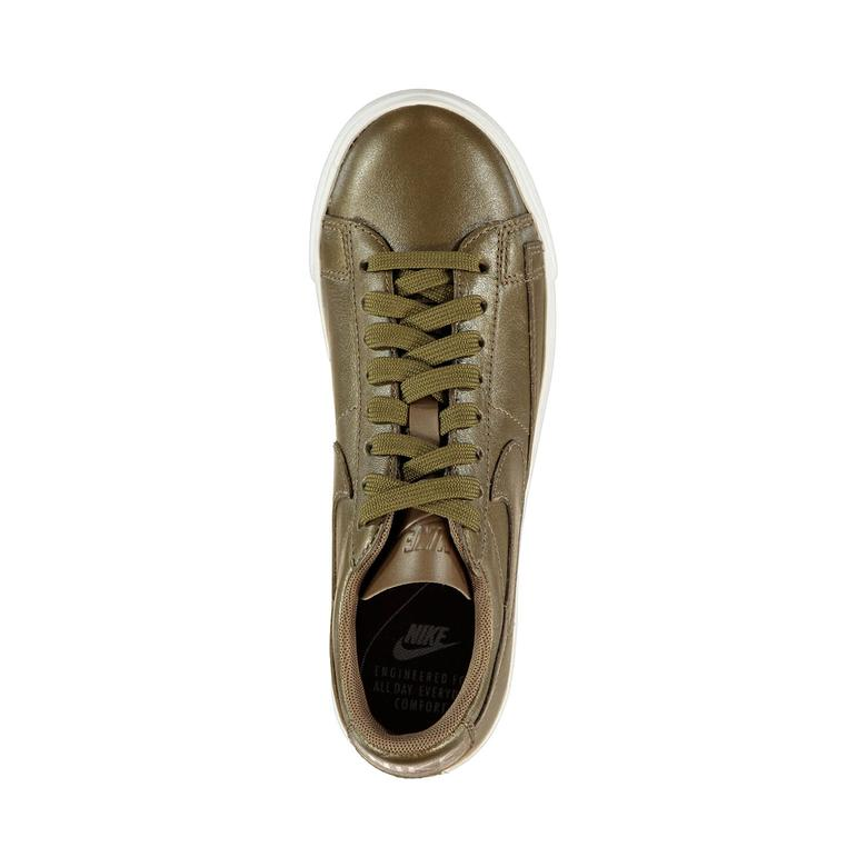 Nike Blazer Low LE Kadın Kahverengi Sneaker
