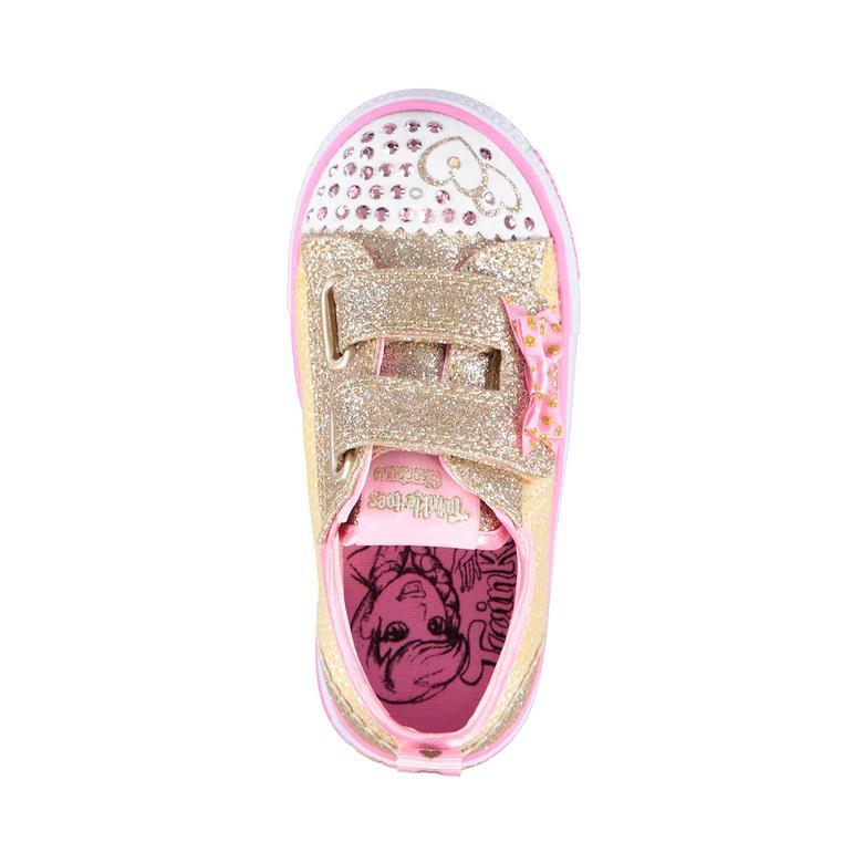 Skechers Shuffles - Itsy Bitsy Çocuk Pembe Sneaker