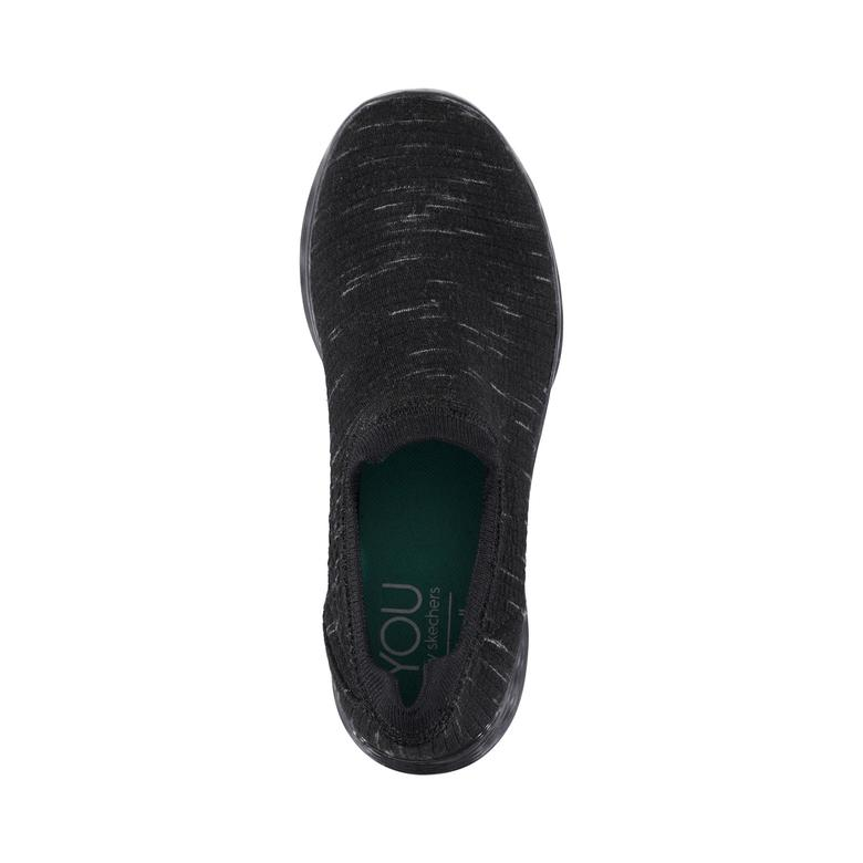 Skechers You Define Grace Kadın Siyah Slip On