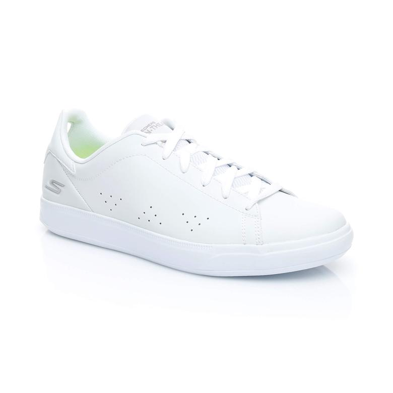 Skechers Go Vulc 2 Erkek  Beyaz Sneaker