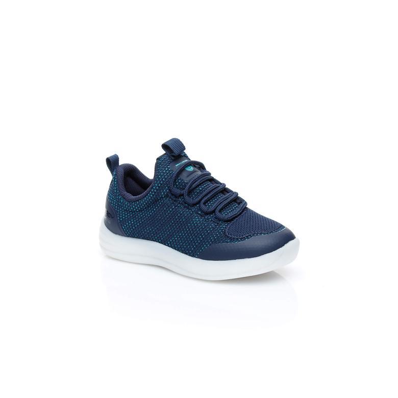 Skechers Çocuk Lacivert Işıklı Spor Ayakkabı