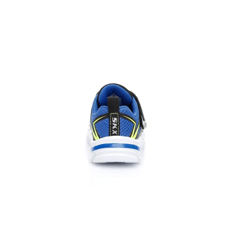 Skechers Nitrate Çocuk Mavi Sneaker