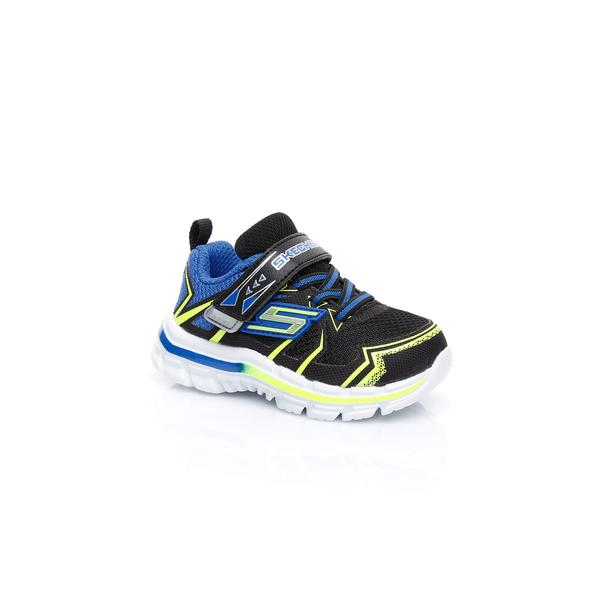 Skechers Nitrate Çocuk Mavi Spor Ayakkabı