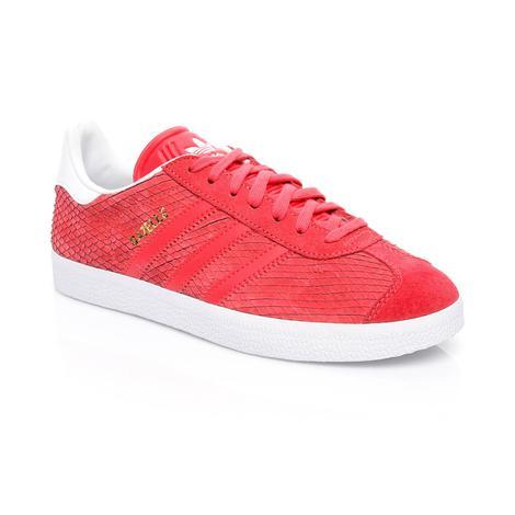Adidas Gazelle Kadın Kırmızı Ayakkabı