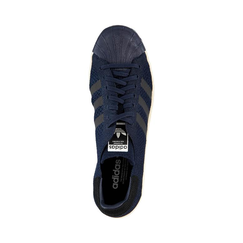 adidas Superstar 80S Primeknit Erkek Lacivert Sneaker